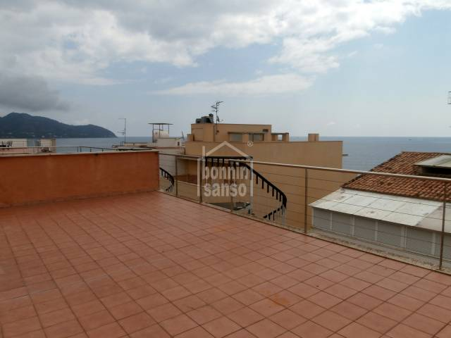 Bank repossesion, Penthouse with sea views
