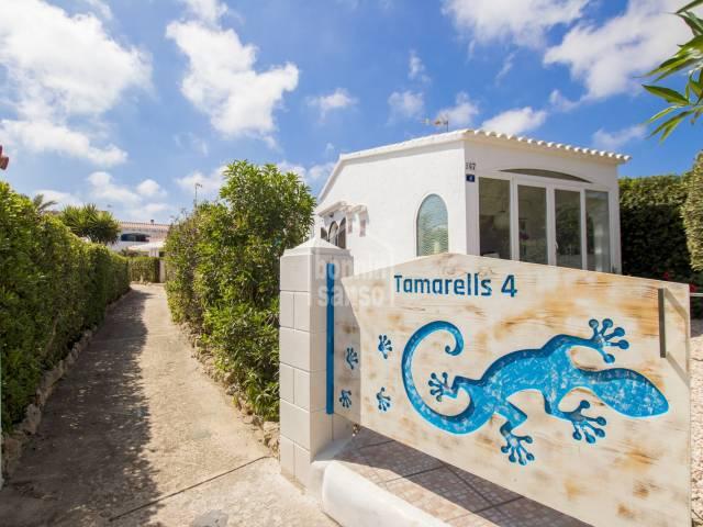 Villa with private garden in Salgar, Menorca