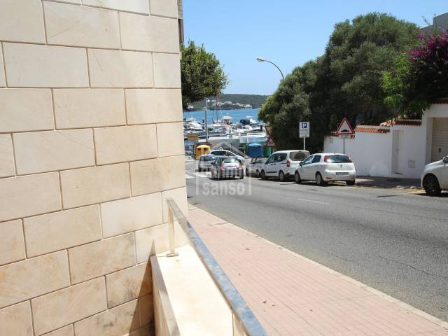Nice apartment completely renovated in the harbour of Mahón (Menorca)