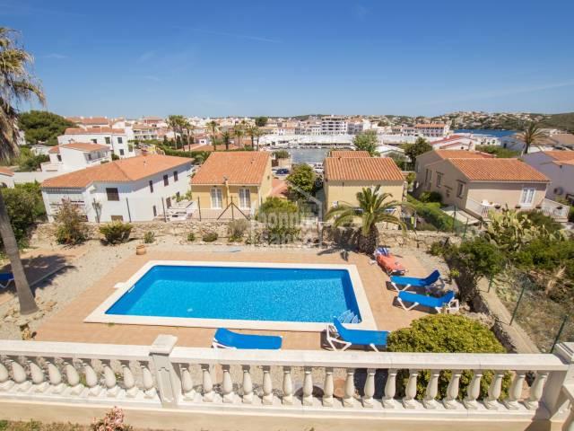 Lovely villa in Santa Ana, Es Castell, Menorca