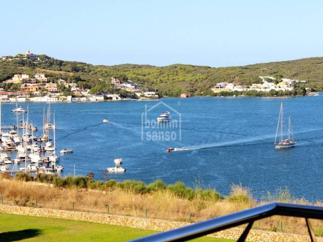 Great apartment with spectacular views of the Port of Mahon