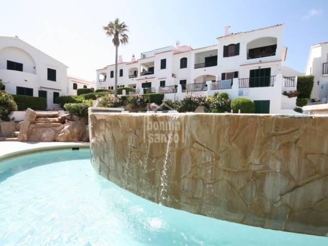 Apartamento en Son Parc renovado a poca distancia de playa