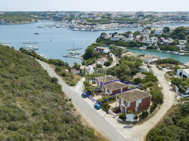 Moderna propiedad en un enclave único, Mahón - Menorca