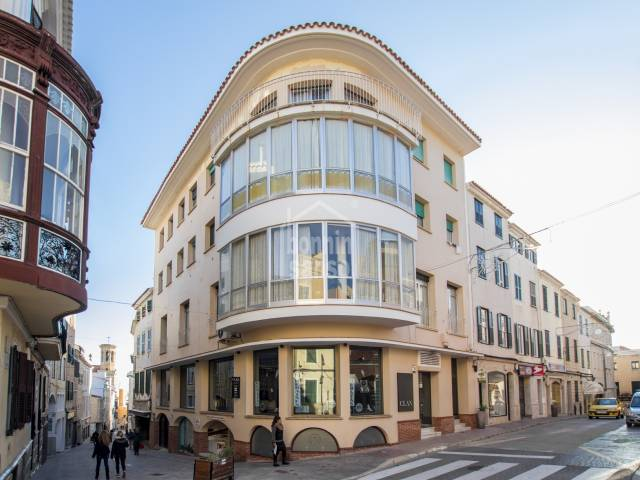 Oportunidad para inversores, edificio entero, centro Mahon, Menorca