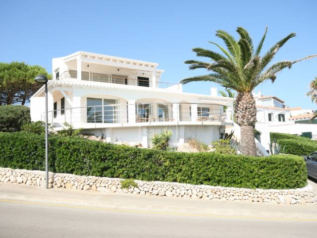 Magnificent property in Addaia with un-interrupted views of the north coast, Port Addaya Menorca