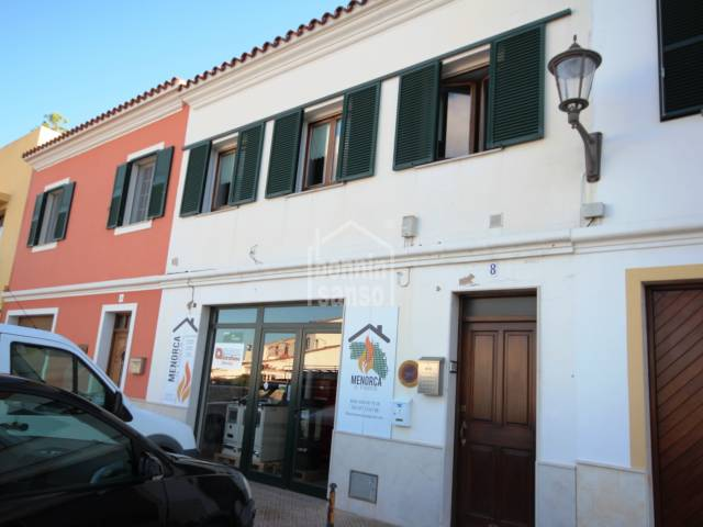 Town house on first and second floors, San Clemente, Menorca