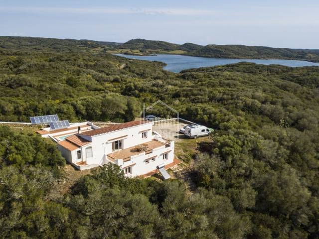 Villa with tourist license in Shangrila, Es Grau - Menorca