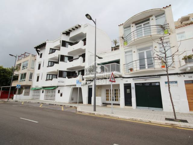 Front line commercial premises on Mahon harbour