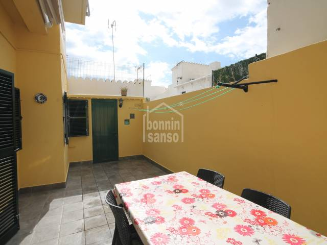 GRAN OPORTUNIDAD!! Moderna Planta Baja en Es Castell con plaza de parking en Menorca