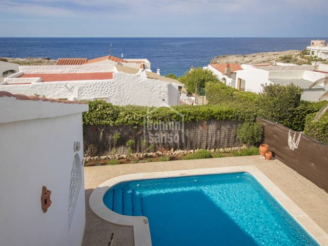 Superb villa in Binibeca, Menorca