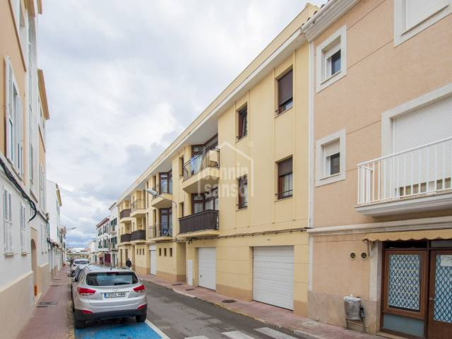 Modern second floor apartment with lift. Es Castell Menorca