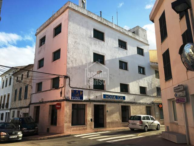 Great business opportunity in Es Castell, Menorca