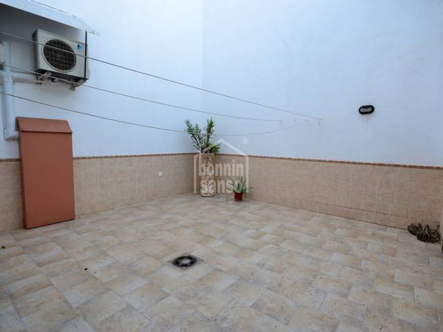 Ground floor flat in the centre of Manacor, Mallorca