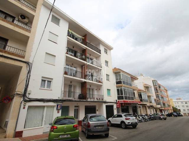 Third floor flat with two bedrooms in Mahon, Menorca