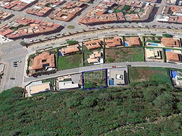 Atención! ubicación muy interesante para su nueva casa en Menorca
