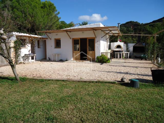 Close to the village a nice country retreat on 2.664m² of land, Ferrerias, Menorca