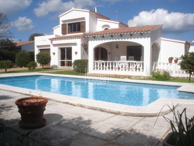 Chalet en Trebaluger ,Menorca