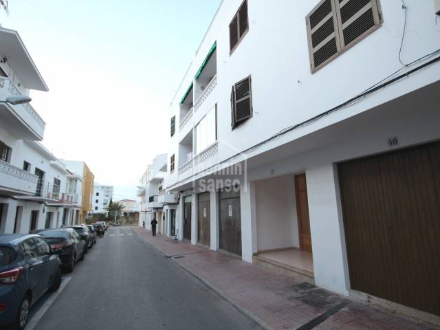 Flat/apartment with a terrace in Es castell, Menorca