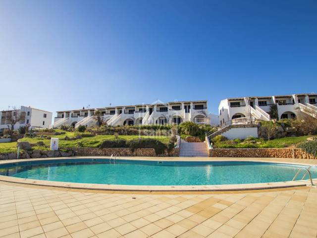 Fantastic apartment in Arenal d'en Castell, Menorca