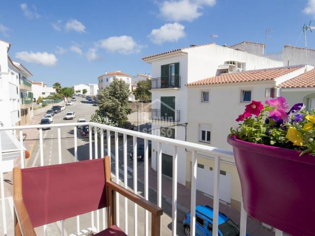 Super apartment with country views in Es Migjorn, Menorca.