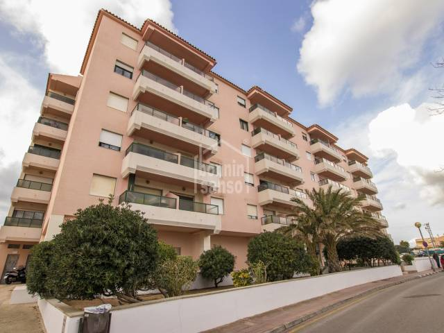 Very well maintained apartment in Es Castell
