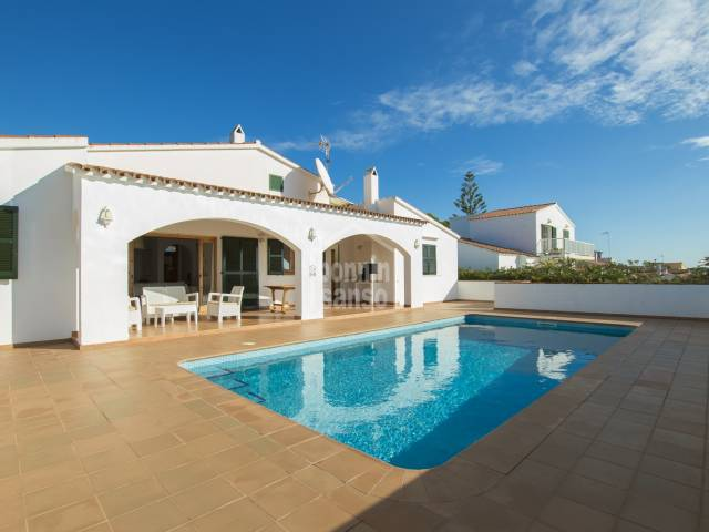 Villa in Cala Canutells
