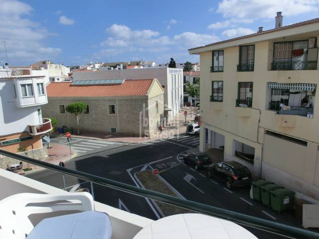 A well located apartment in Cal Fonts ,Menorca