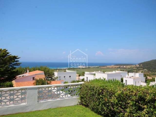 Apartment in Torre Soli Nou, south coast, Menorca