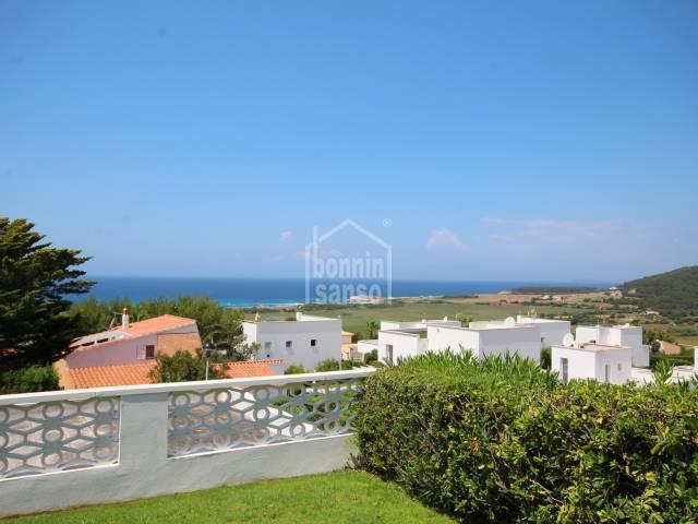 Ferienwohnung in Torre Soli, Südküste, Menorca.