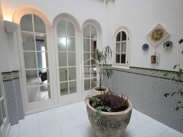 Excellent first floor in Ciutadella, Menorca
