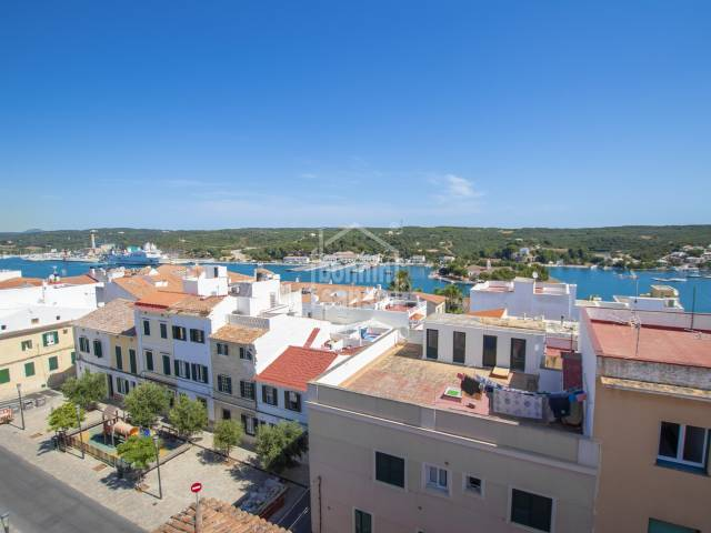 Large town house, centrally located in ​​Mahón, Menorca