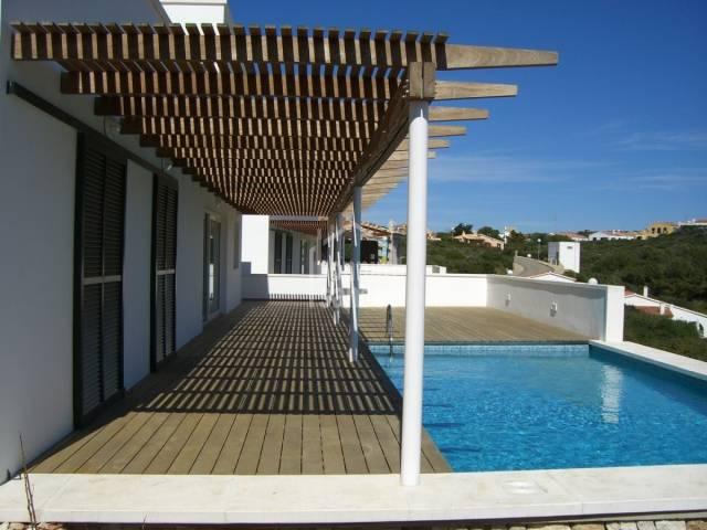 Moderno chalet en Cala Llonga, Menorca