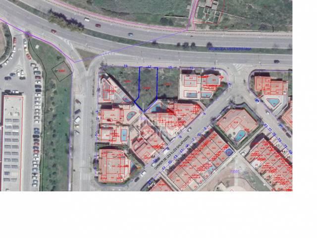 Parcela de 331m² en la solicitada Urbanización de Malbuger
