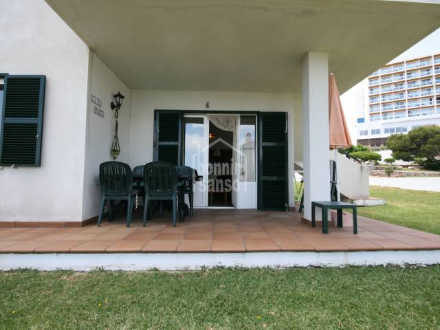 An attractive and well-maintained apartment in Arenal