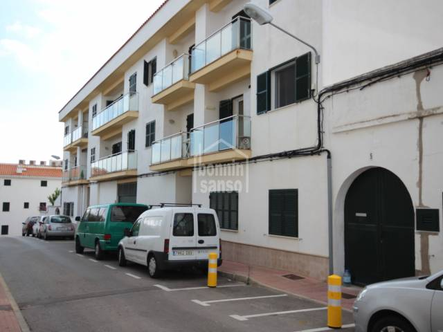 Apartment in a quiet area of Es Castell
