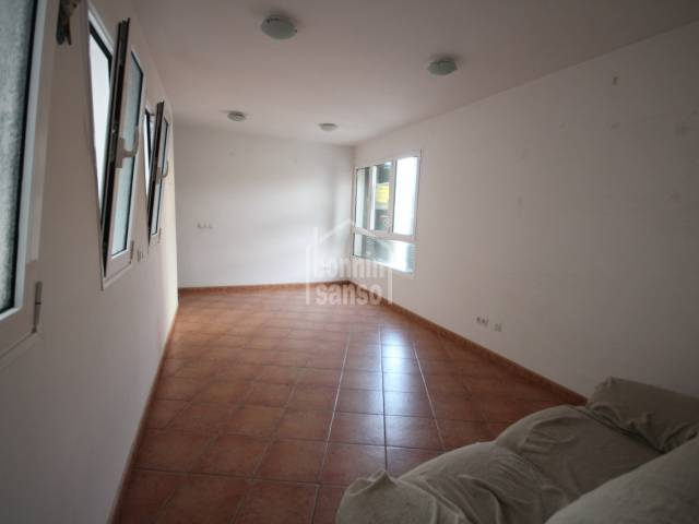 First floor flat in Ciutadella