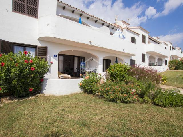 Ground floor Apartment in S'Algar, Menorca