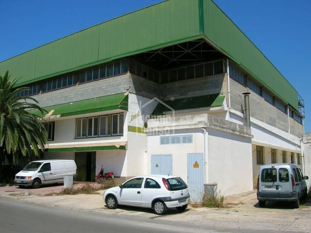 premises venta in mahon mahon poligono