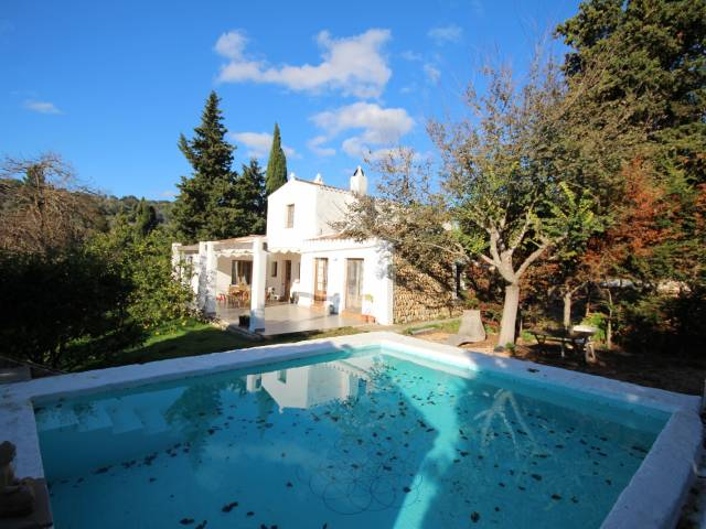 Country property in an area of great beauty, Alayor Menorca