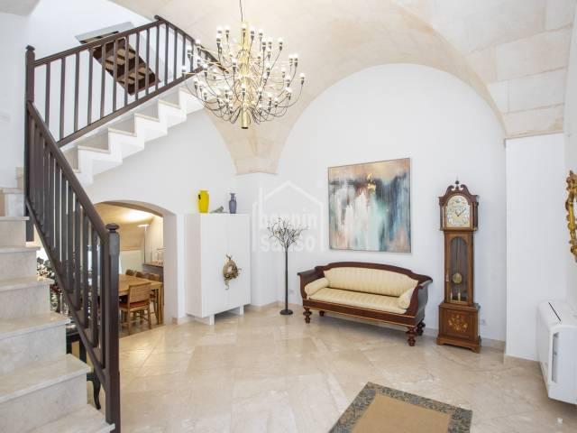 Town house inCiutadella's old quarters , Menorca