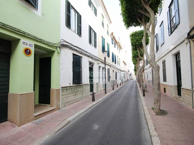 Two storey house located near the city centre of Mahon