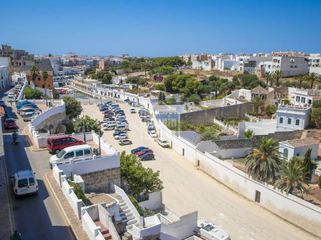 Building in the historic part of town ideal for a town hotel, Ciutadella, Menorca