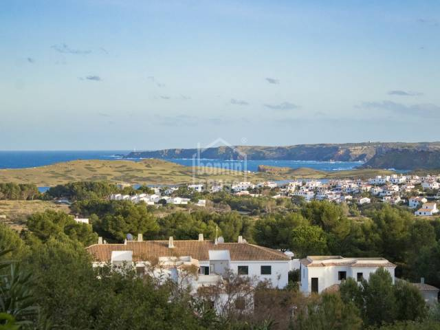 Pretty Apartment in coves Noves. Menorca.