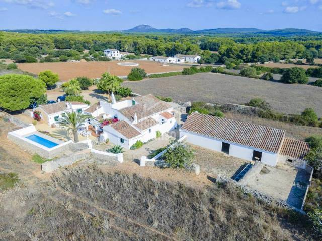 Finca rústica en zona natural, en Alayor. Menorca