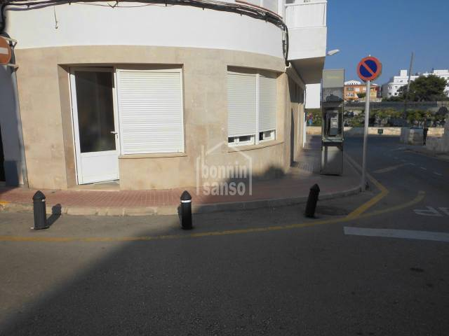 Local/Negoci a Es Castell (Poble)