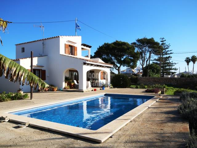 Lovely country house near San Luis. Pou Nou. Menorca