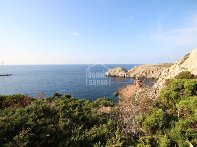 Fantástico solar cercano a mirador y a playa, Cala Morell, Ciutadella, Menorca