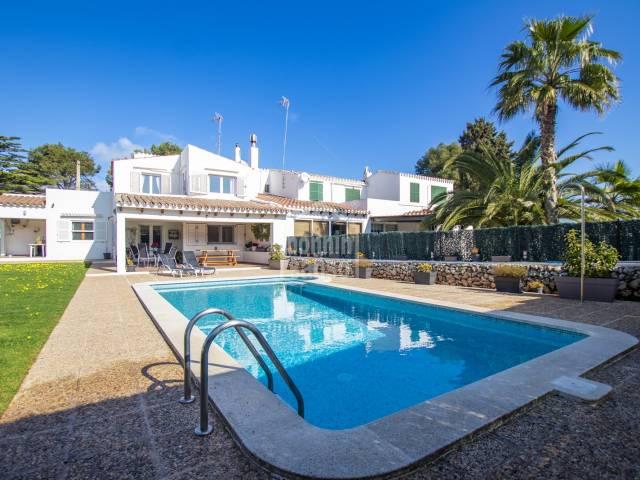 Magnificent villa located in Son Vilar, Es Castell, Menorca