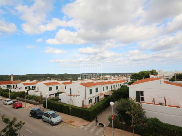 Spacious second floor flat, no lift, Mahon, Menorca