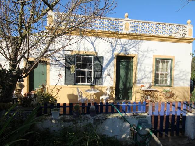 Country property on the outskirts of Mahon